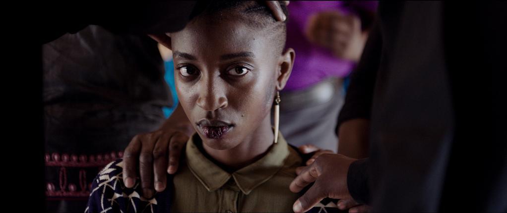 Afrikanska lesbiska klipp